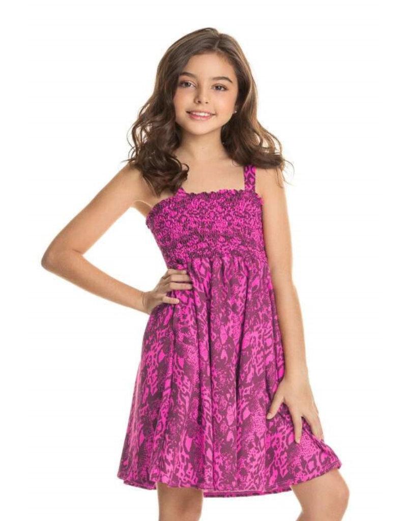MAAJI GIRL Blooming Azalea Chiquita Short Dress