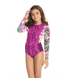 MAAJI GIRL Long Sleeve Reversible One Piece