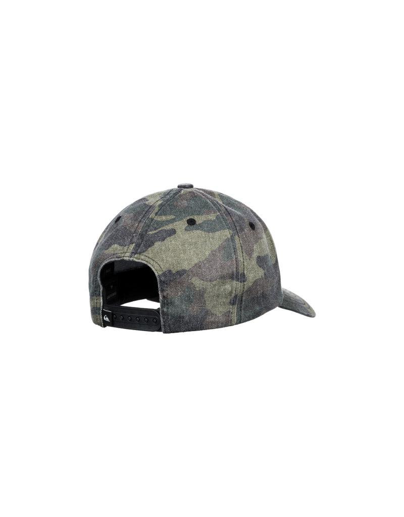 QUIKSILVER MAN Beakers Snapback Hat