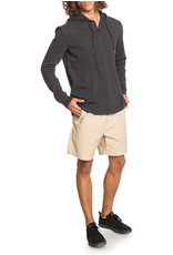 QUIKSILVER MAN Sanofry Hooded Long Sleeve Top