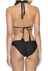 PQ SWIM WOMAN Basic Ruched Bottom