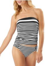 TOMMY BAHAMA Breaker Bay Stripe Shirred Bandini