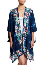 JOHNNY WAS Annia Short Kimono