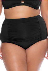 BECCA ETC. Color Code Plus Size Vintage High Waist Bottom