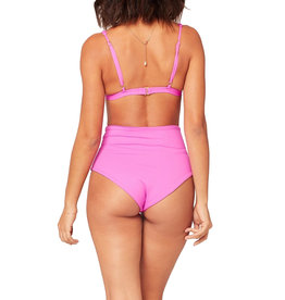 L SPACE High Waist Bottom