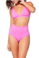 L SPACE High Waist Portia Bottom