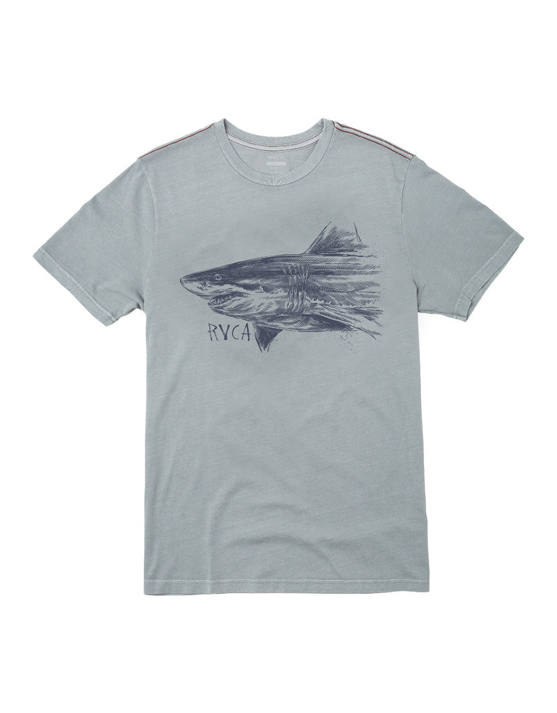 RVCA MAN Sea Song Short Sleeve T-Shirt