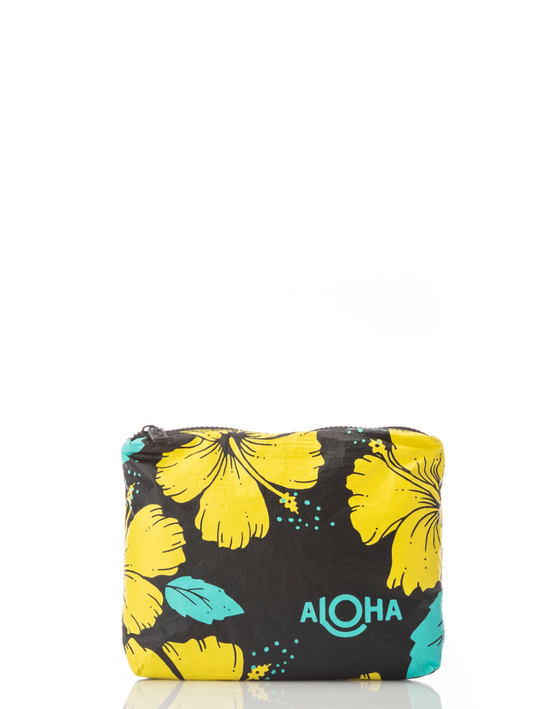 Aloha Collection Small Hibiscus Pouch