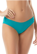 VINCE CAMUTO Shirred Smooth Fit Cheeky Bottom