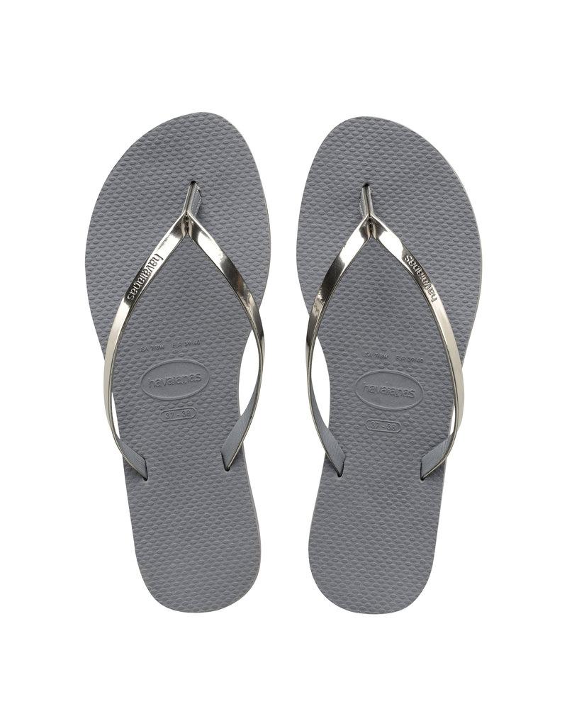 HAVAIANAS WOMAN You Metallic Sandal