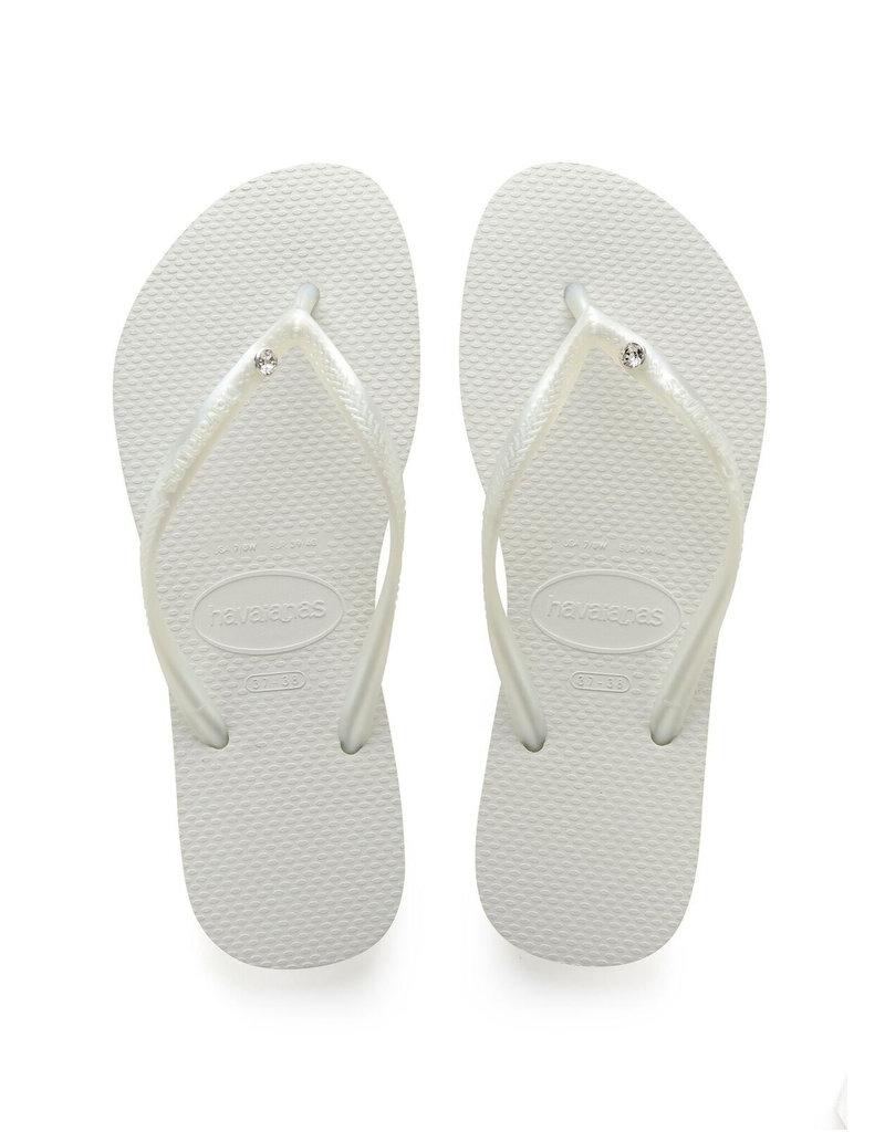 HAVAIANAS WOMAN Slim Crystal Glamour Sandal