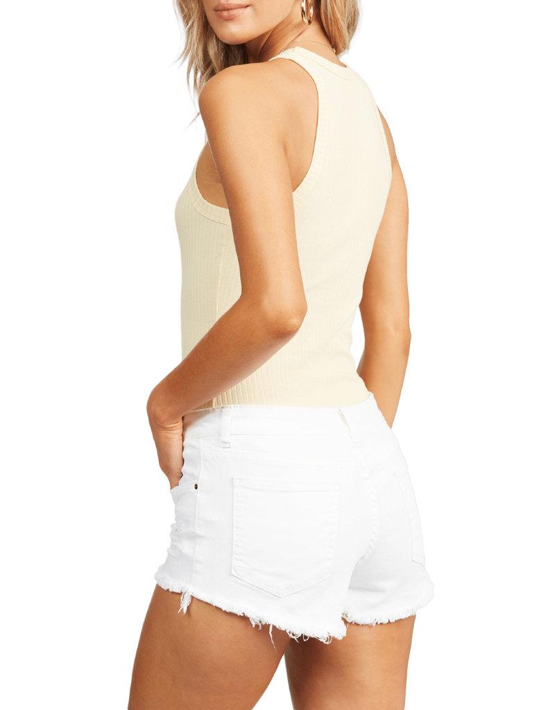 BILLABONG WOMAN  Buttoned Up Denim Short