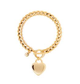 TESS + TRICIA Billie Heart Bracelet