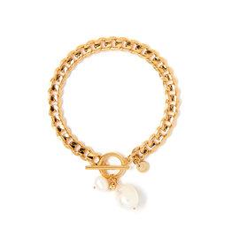 TESS + TRICIA Billie Pearl Bracelet