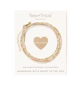 "TESS + TRICIA ""Kindness"" Bracelet"