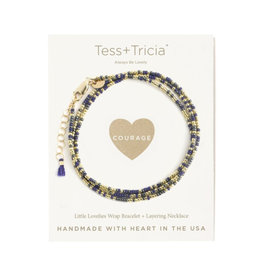 "TESS + TRICIA ""Courage"" Bracelet"