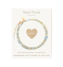 """TESS + TRICIA """"Clarity"""" Bracelet"""