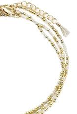 "TESS + TRICIA Little Lovelies ""Balance"" Carded Bracelet"