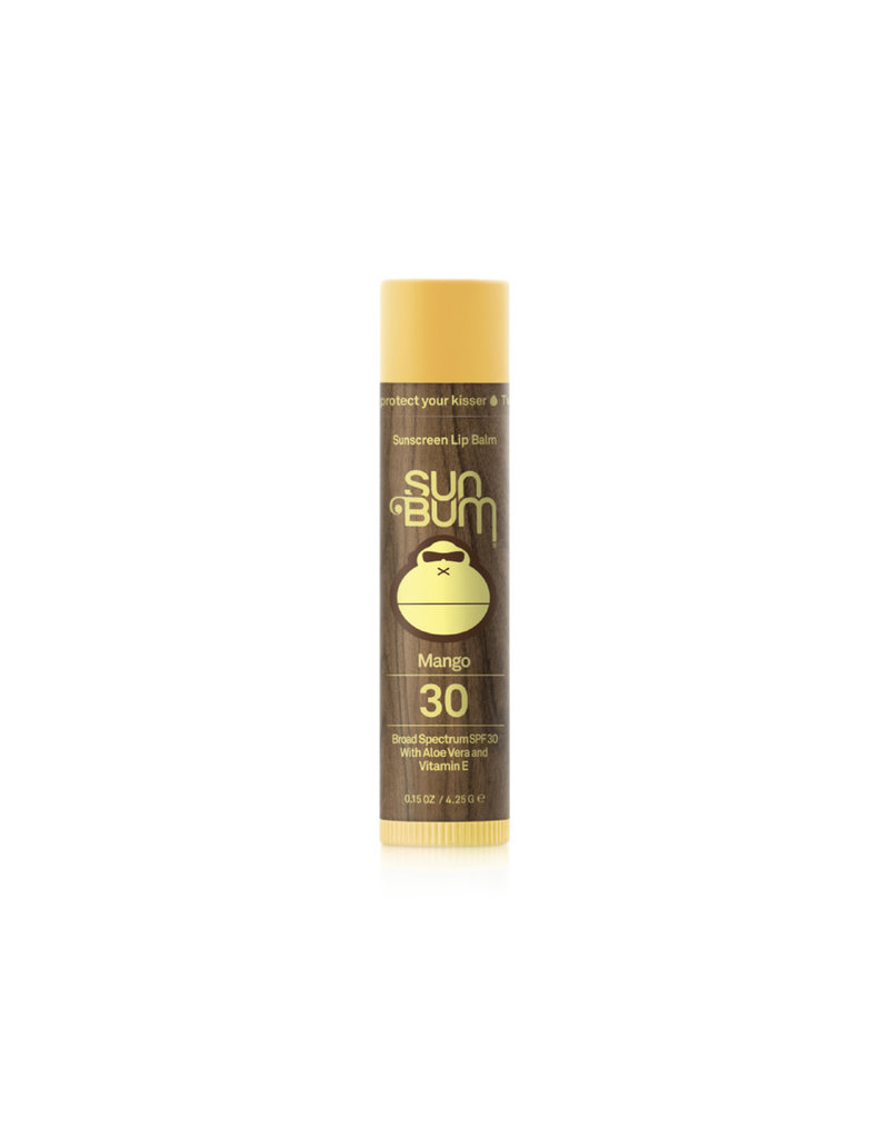 SUN BUM Original SPF 30 Sunscreen Lip Balm - Mango