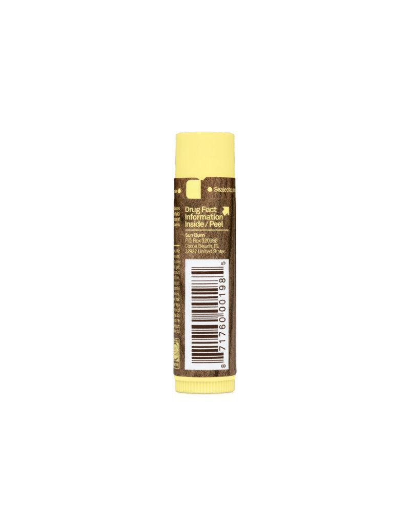 SUN BUM Original SPF 30 Sunscreen Lip Balm - Banana