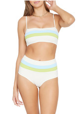L SPACE Portia Stripe Bottom