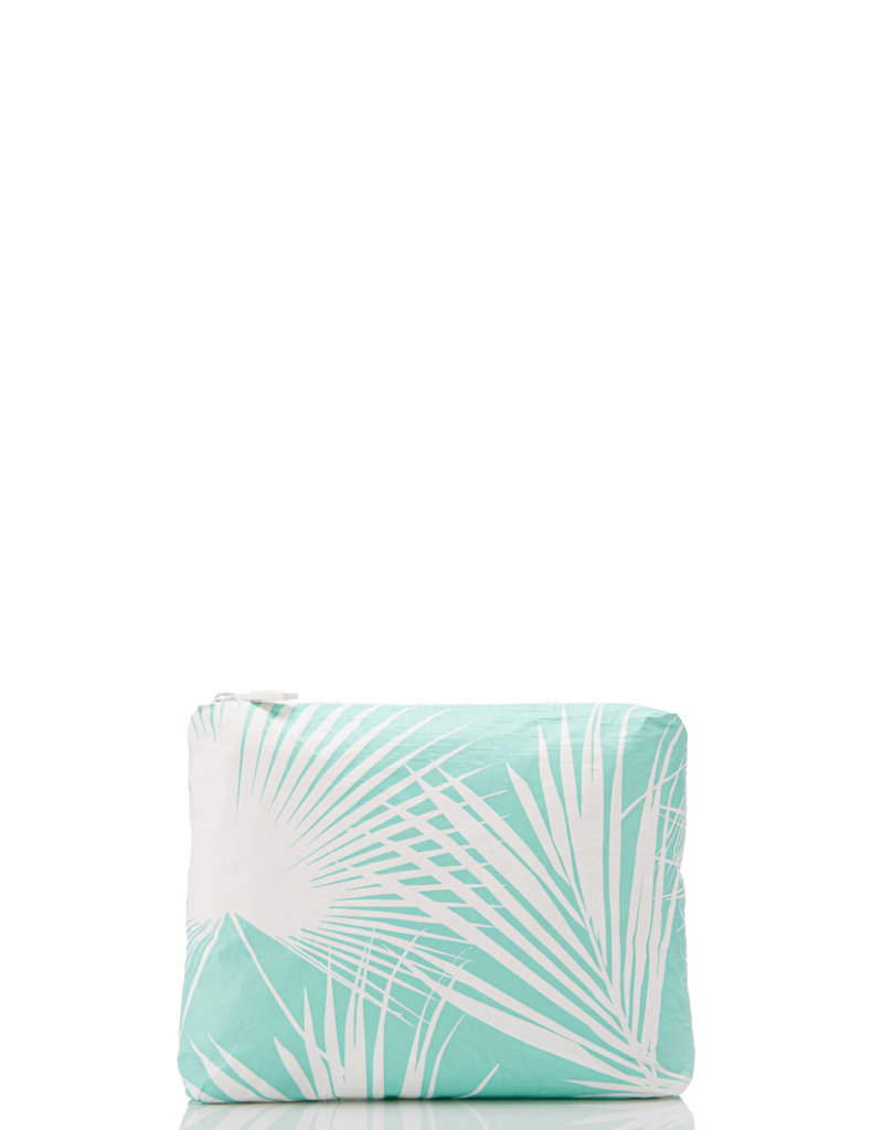 Aloha Collection Small Day Palms Pouch