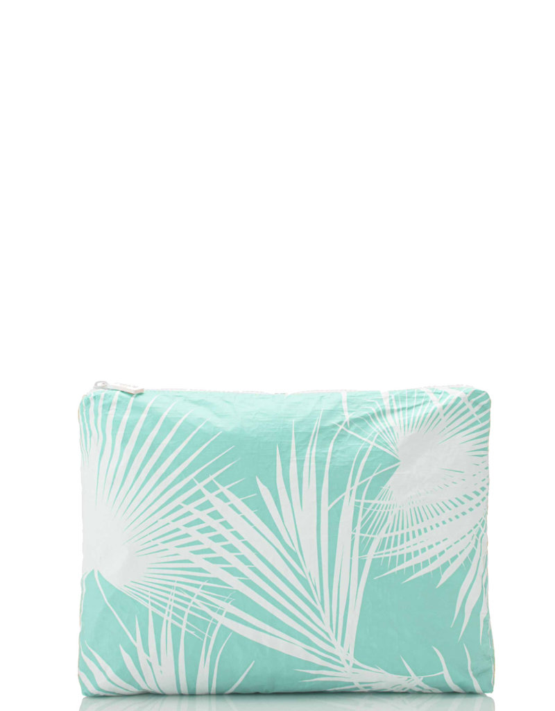 Aloha Collection Mid-Size Day Palms Pouch