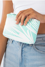 Aloha Collection Mini Day Palms Pouch