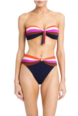 ROBIN PICCONE Billie Bandeau Top