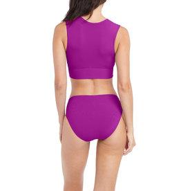 ROBIN PICCONE High Waist Bottom
