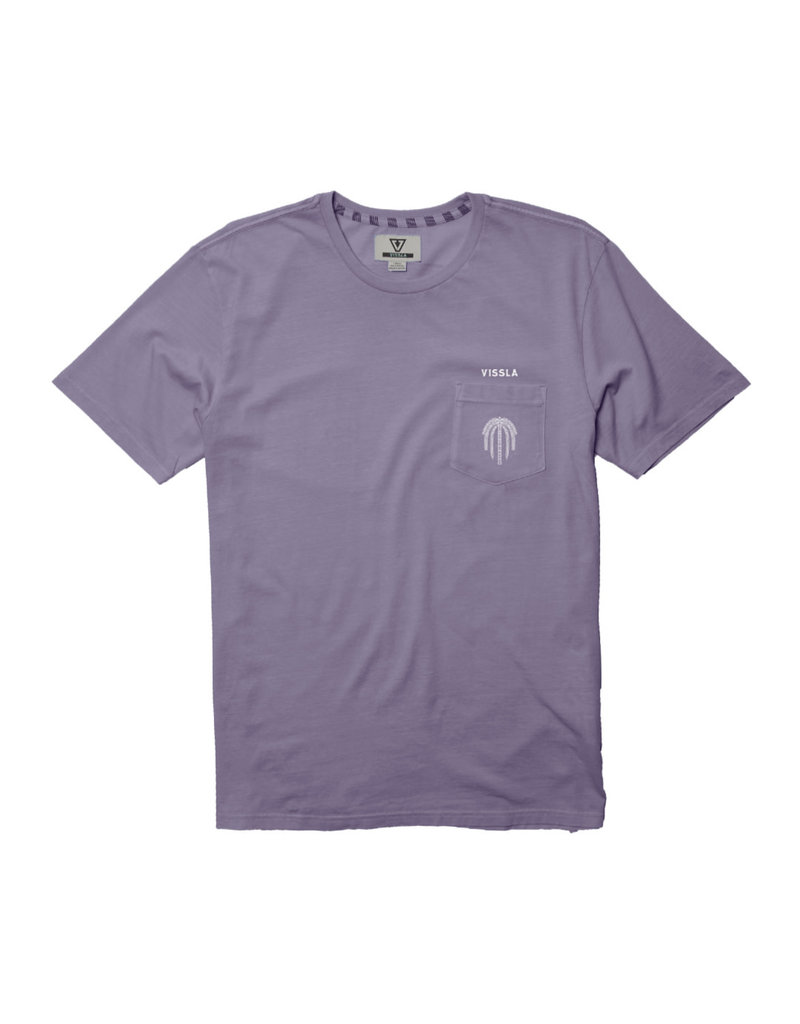 VISSLA MAN La Palmba Short Sleeve T-Shirt