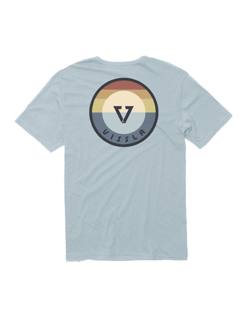 VISSLA MAN Medallion Short Sleeve T-Shirt