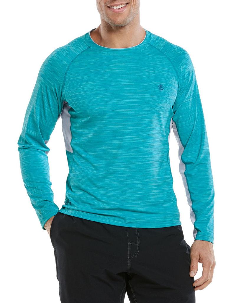 COOLIBAR MAN Ultimate Long Sleeve Rashguard UPF 50+