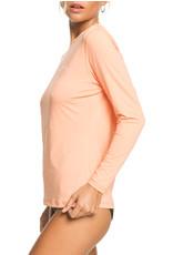 ROXY WOMAN Enjoy Waves Long Sleeve Rashguard