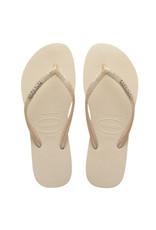 HAVAIANAS GIRL Slim Glitter Sandal