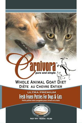 Carnivora Goat