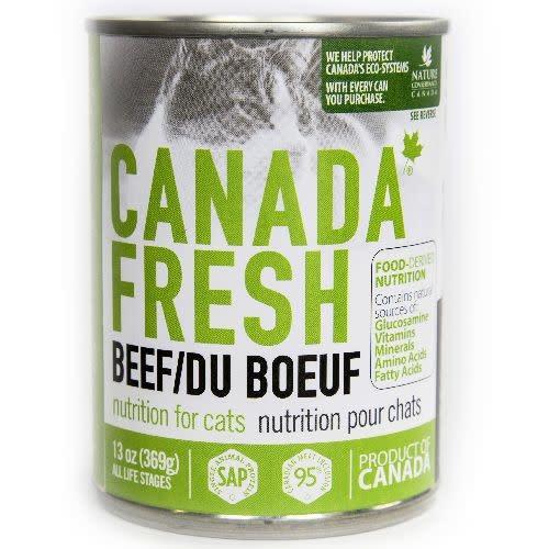 Canada Fresh Cat Beef 369g