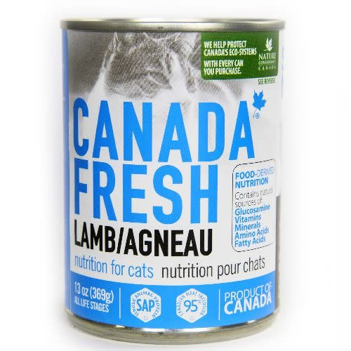 Canada Fresh Cat Lmb 369g