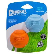 Fetch Ball Small 2PK
