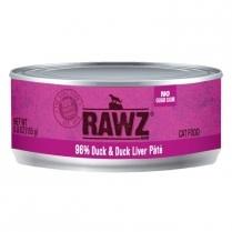 Rawz Cat Duck&Duck Liver Pate 156g