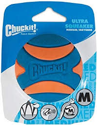 Ultra Squeaker Ball Medium