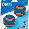 Ultra Squeaker Ball Medium 2PK