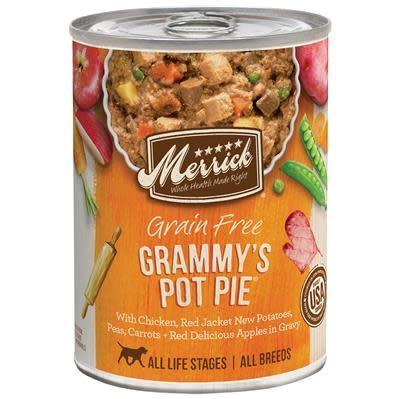 Merrick Grammy's Pot Pie 12.7oz single