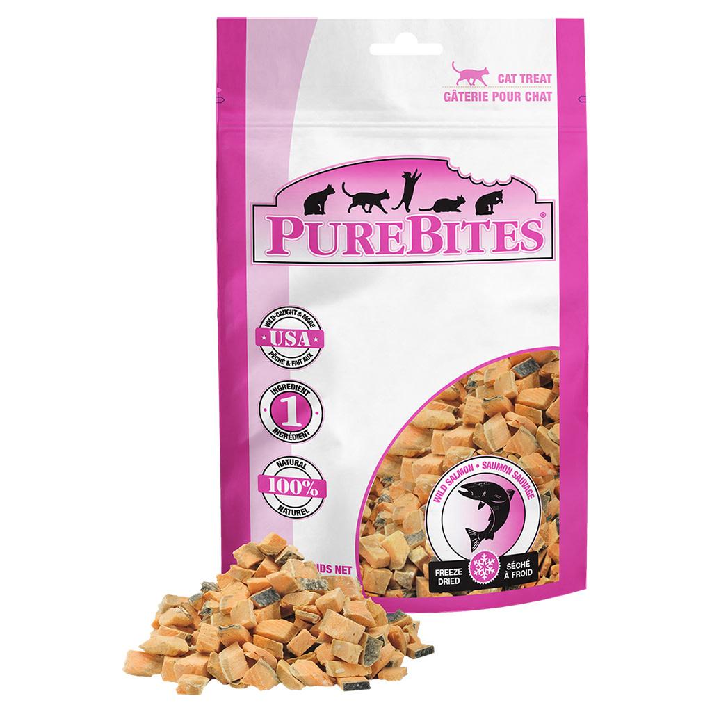 Pure Bites Cat Salmon Value 26G