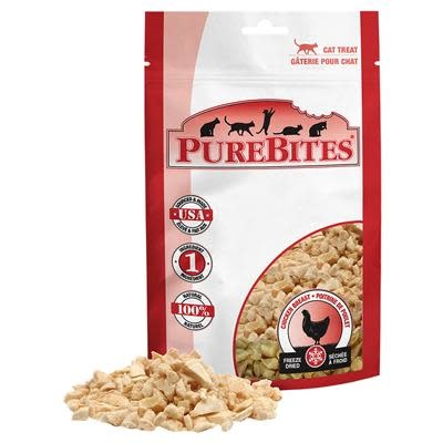 Pure Bites Cat Chk Value 31g