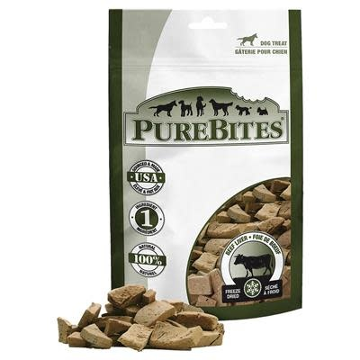 Pure Bites Beef Liver Mid 120g