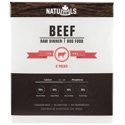 Naturawls Beef & Veggie 12/227GM