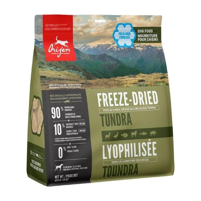 Freeze Dried Food Tundra
