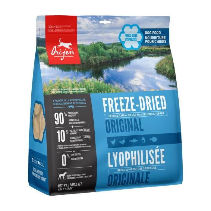 Freeze Dried Food Original