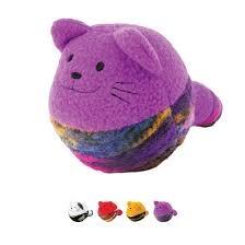 Yarnimals Rattle Assorted | Cat